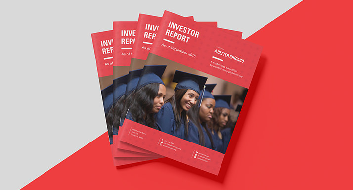 A Better Chicago Investor Report Booklet