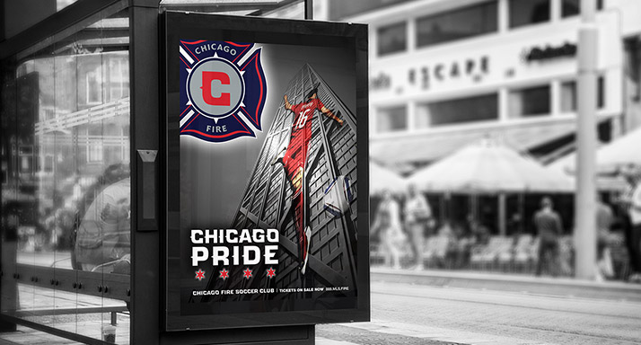 Chicago Fire Ad