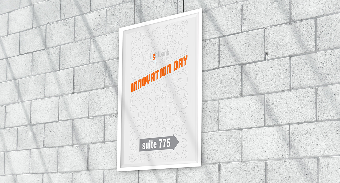 Lightbank_First_Innovation_Day_Sign