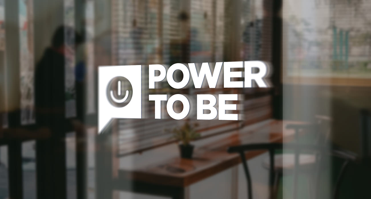 Power_To_Be_Logo_Glass_Door
