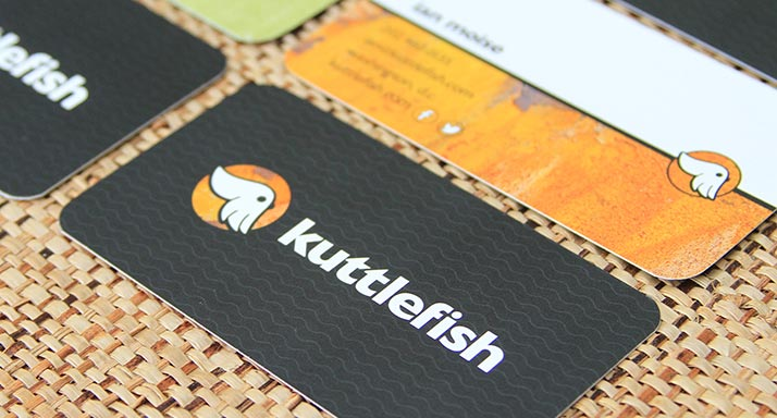 Kuttlefish Business Cards Featured Image