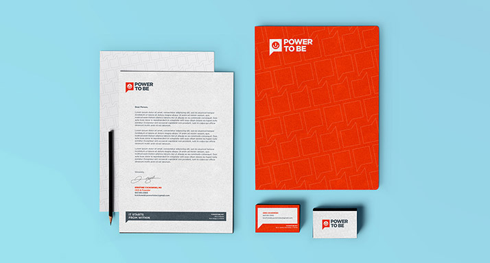 Power To Be Business Collateral Featured Image