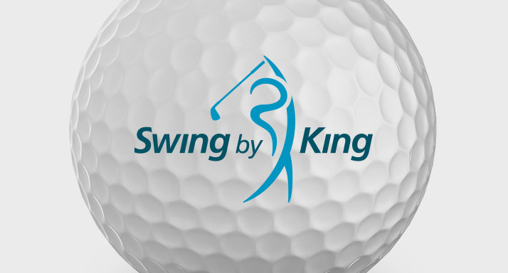 Swing By King Golfball Logo Featured Image