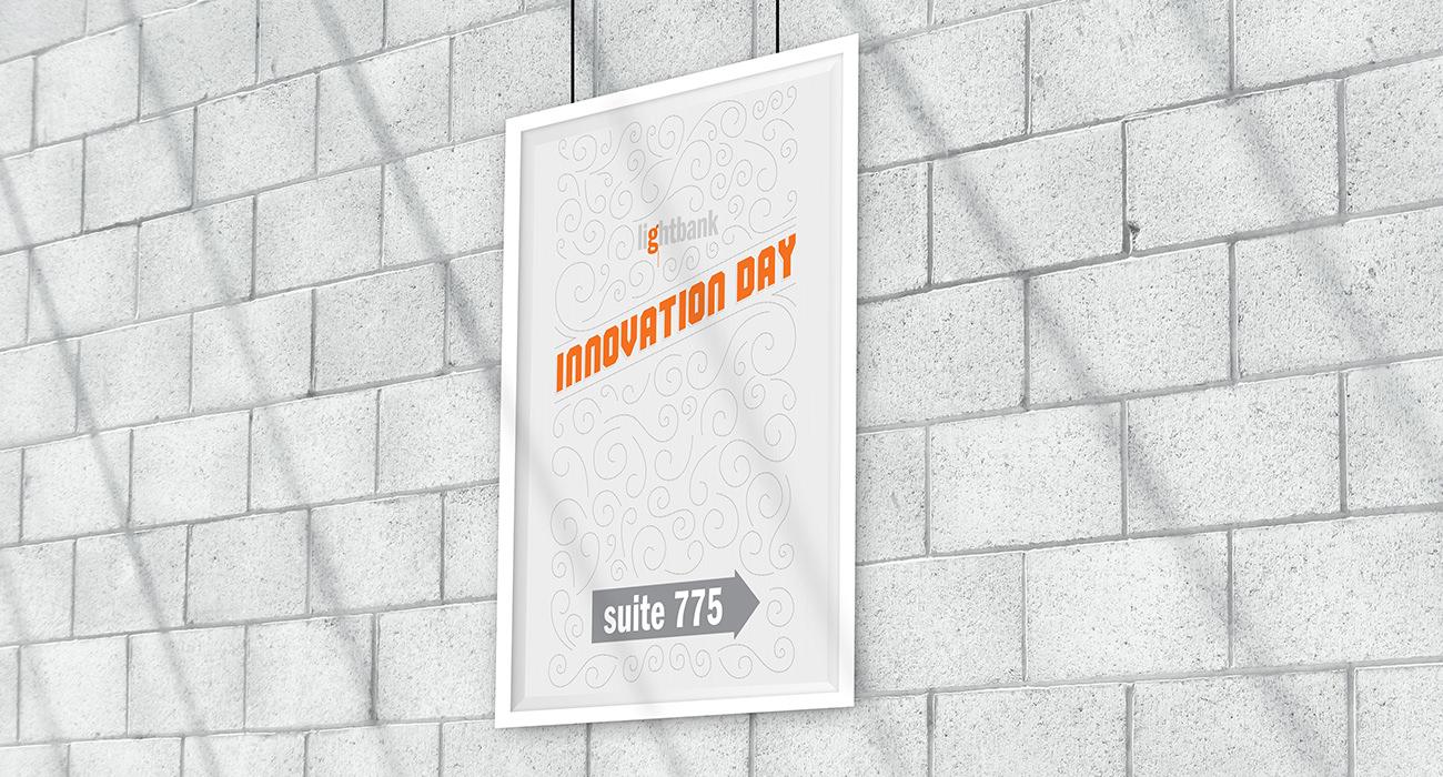 Lightbank_First_Innovation_Day_Sign