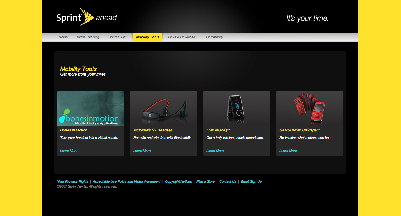 Sprint_Its_Your_Time_Website_2