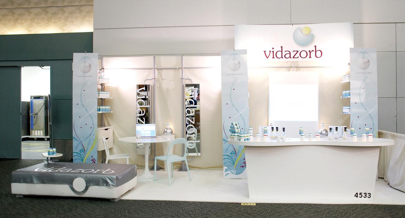 Vidazorb_Tradeshow_1